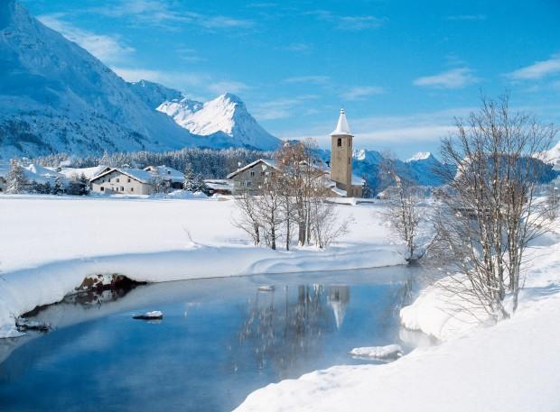 La suisse candidate aux JO d'hiver 2022 Grisons