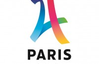 Paris 2024 logo - low res