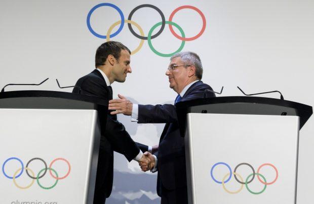 De l'eSports aux Jeux Olympiques de 2024 ?