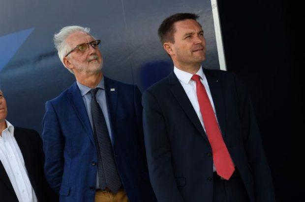 Le Français David Lappartient élu président de l'Union cycliste internationale