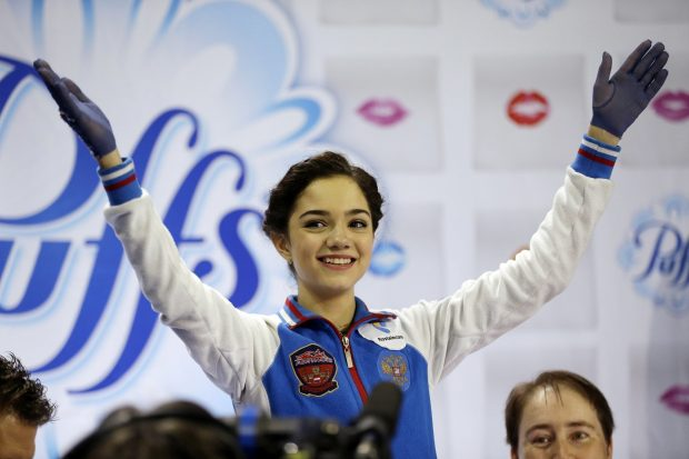 Les sportifs russes les plus contrôlés avant Pyeongchang