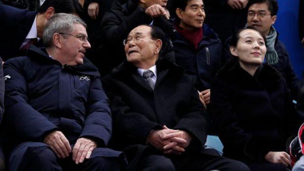 Jeux Olympiques : La Corée du Nord sera bien présente