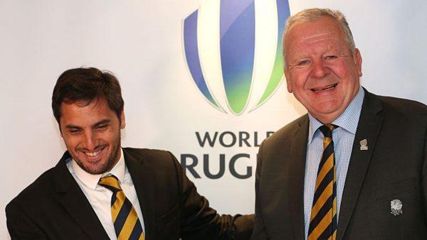 Beaumont et Pichot, seuls candidats à la présidence — World Rugby