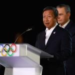 Jeux Olympiques présidence candidature
