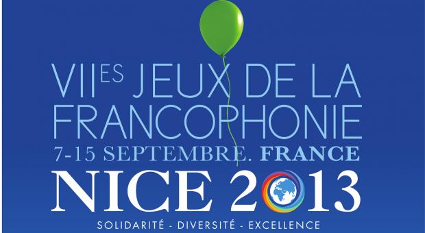 OIF Jeux de la Francophonie Nice 2013