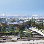 Centre aquatique Paris 2024