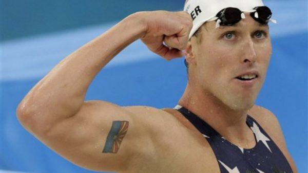 Klete Keller, ancien champion olympique de natation, identifié au Capitole