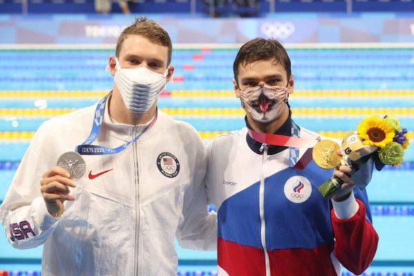 Ryan Murphy, Evgeny Rylov