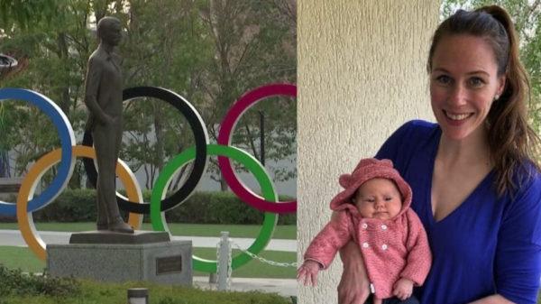 Breastfeeding Olympics