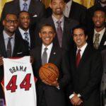 Obama NBA