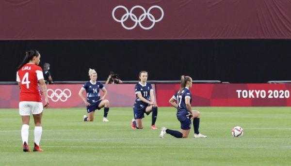 Tokyo 2020 soccer