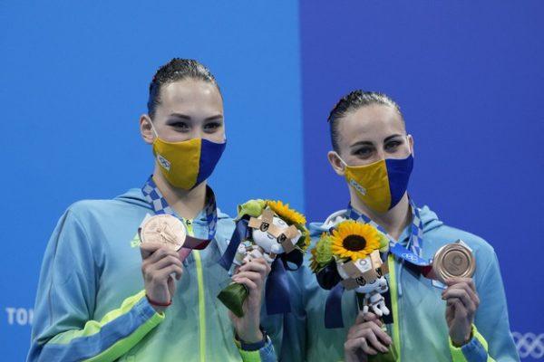 Artistic swimming Ukraine