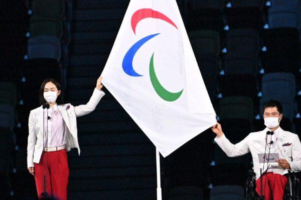 Tokyo Paralympic Flag