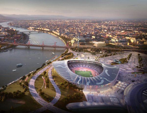 Budapest stade